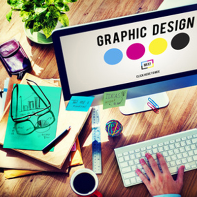 Modernes Grafikdesign